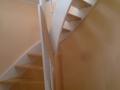 eingestemmt-weiße-Wangen-weiße-gedrechselte-Stäbe